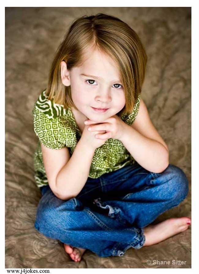 Photography: cute little girl