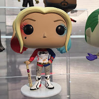 Toy Fair Captain Harley Quinn Pop!