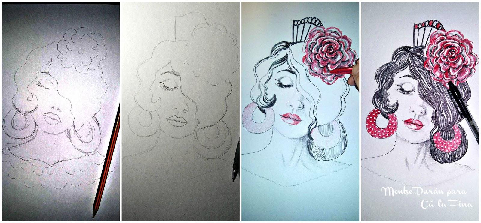 dibujos-flamencos-personalizados
