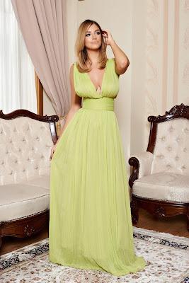vestidos largos y hermosos