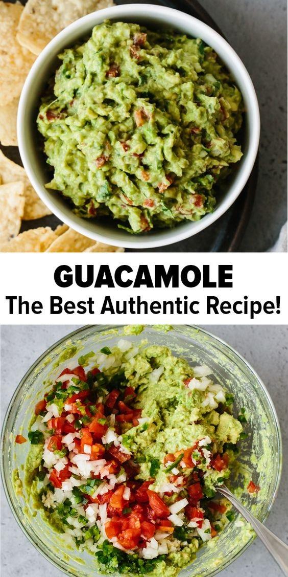 Best Ever Guacamole