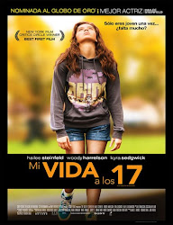 The Edge of Seventeen(Mi vida a los Diecisiete) pelicula online