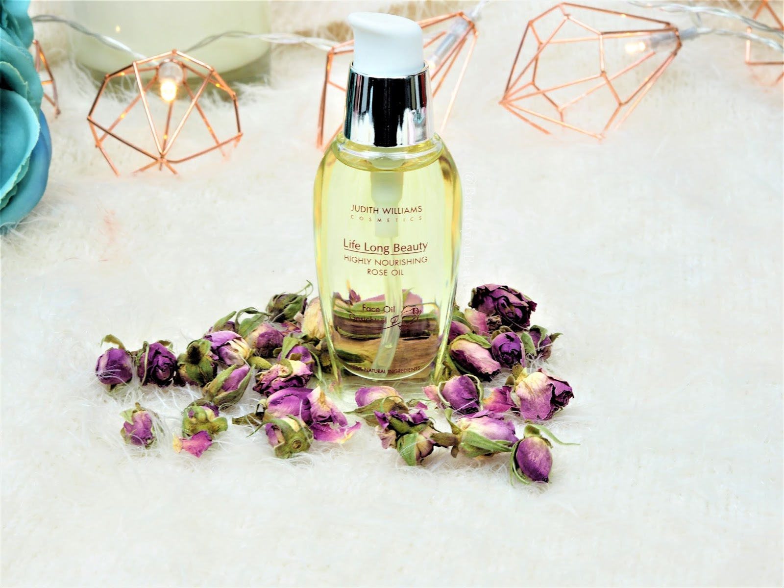 Life Long Beauty Rose Oil