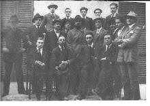 Una foto dei primi fascisti ravennati