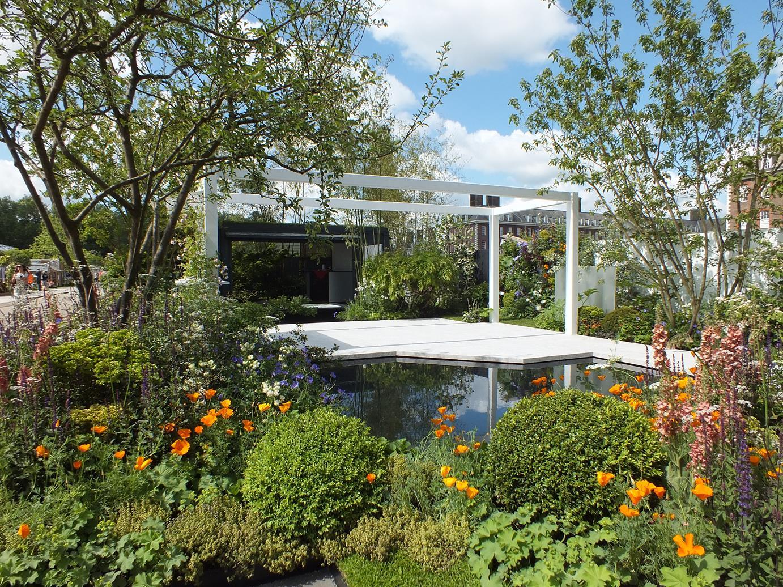 Alternative eden exotic garden rhs chelsea flower show 2016 show gardens - Chelsea garden show ...