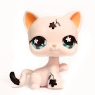Littlest Pet Shop Seasonal Cat Shorthair (#547) Pet