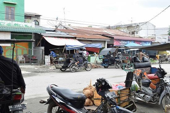 pasar di Tanjung Balai