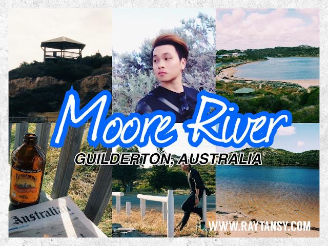 Ray Tan 陳學沿 (raytansy) ; Moore River @ Guilderton, Western Australia 摩尔河口 澳洲 澳大利亞 西澳