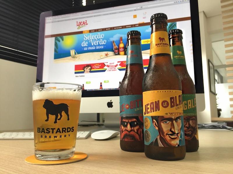 Novo e-commerce foca em cervejas artesanais curitibanas
