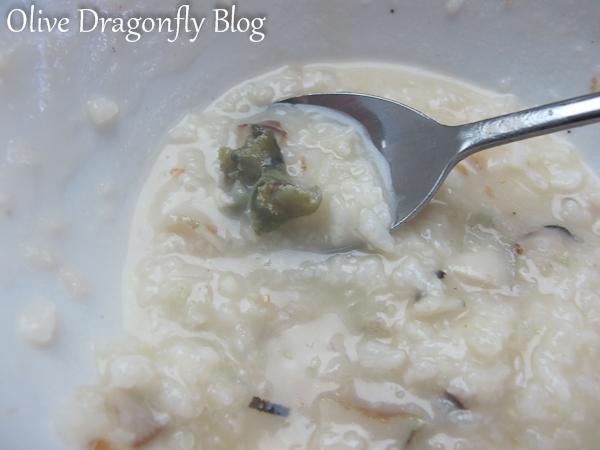 Olive Dragonfly: Abalone Porridge, Migabon Review - Seoul, South Korea