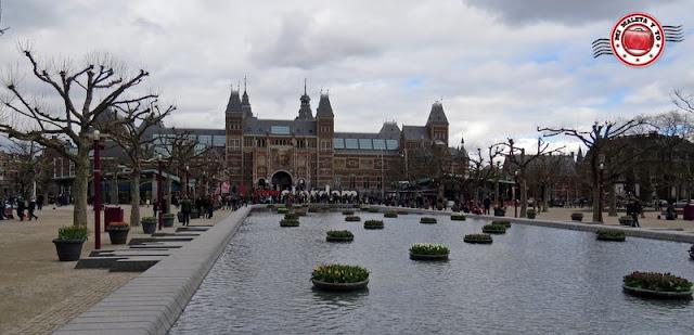 Amsterdam, Rijskmuseum