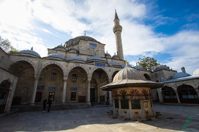 Moschea Sokollu Mehmet Pasa Camii-Istanbul