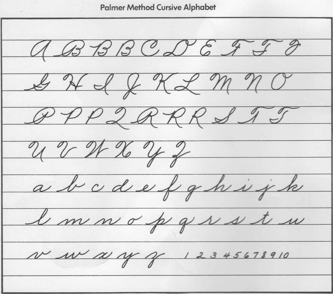 Just Add Light And Stir Cursive Or Joined Up Writing