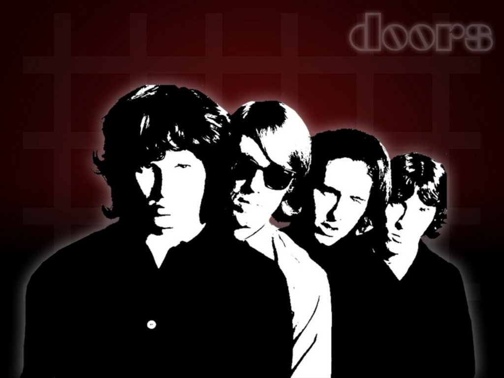 Free Fall Wallpapers 1024x768 Wallpapers Hd The Doors Banda Musica Wallpapers