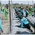 Siswa MIN 3 Madiun Belajar Bertanam