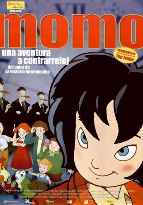 póster de Momo