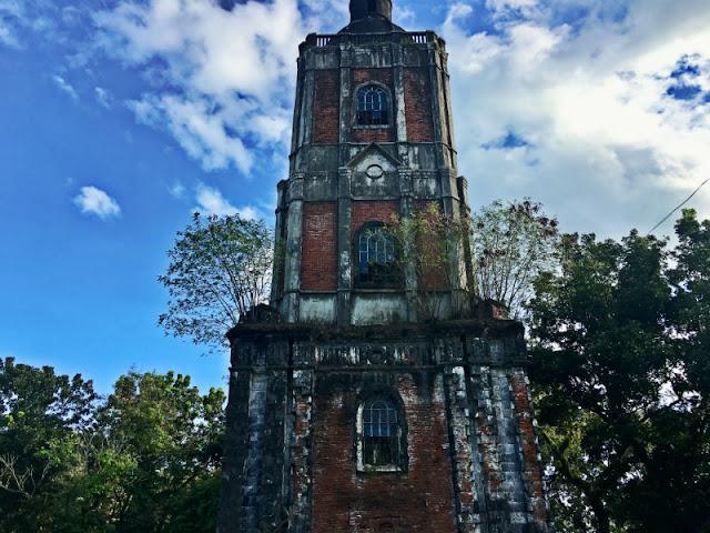 Jaro Belfry aka Campanario de Jaro and Jaro Plaza are located on the opposite side of Jaro Metropolitan Cathedral in Jaro District, Iloilo City.