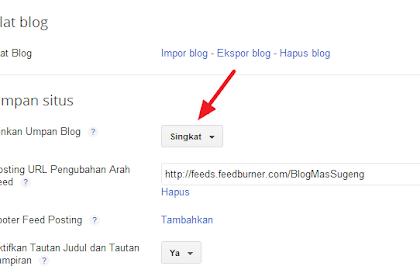 Cara Memaksimalkan SEO Blogspot
