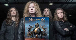 Megadeth - Warheads On Foreheads 2019