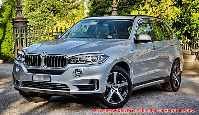 2017 BMW X5 xDrive 40e Plug-in Hybrid Review
