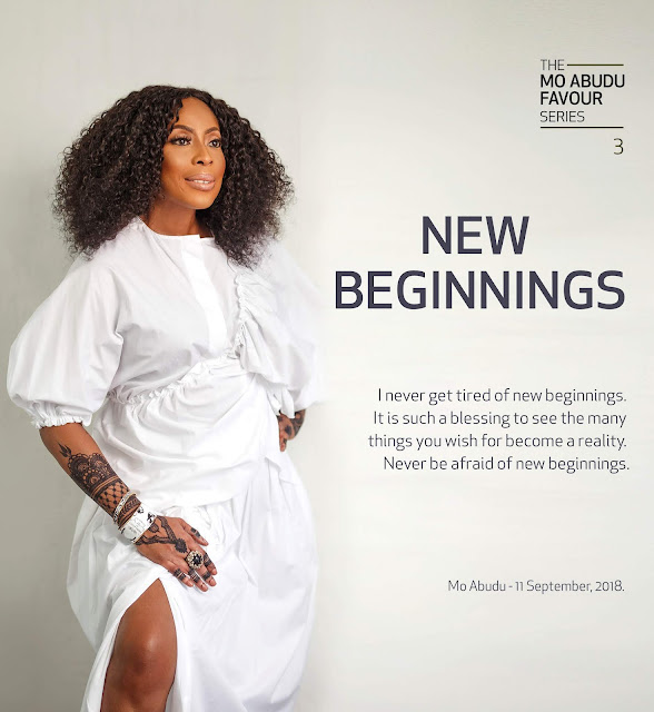 The Favour Series: Mo Abudu stunning photos as she turns 54