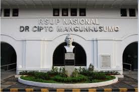 Alamat Rumah Sakit Cipto Mangunkusumo  (RSCM)