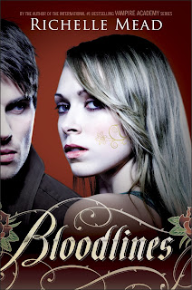 copertina bloodlines richelle mead