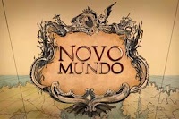 Logo da Novela Novo Mundo