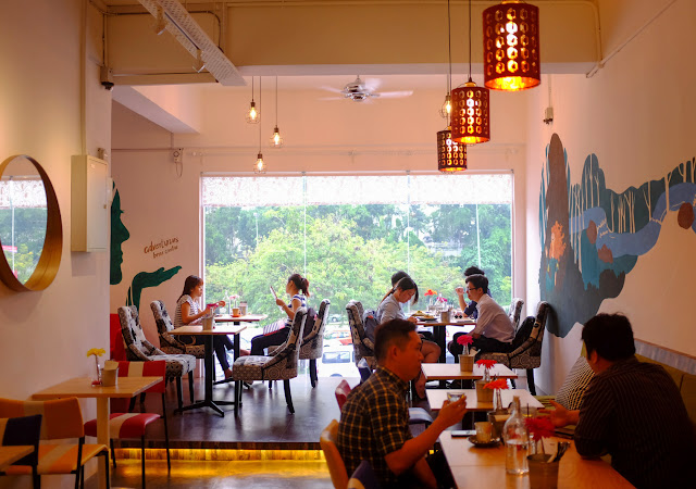 Go-Getter Cafe @ Bukit Jalil