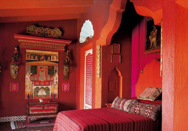 mexican bedroom interior design