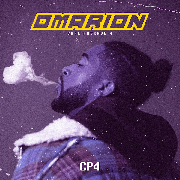 Omarion - Open Up - Single Cover