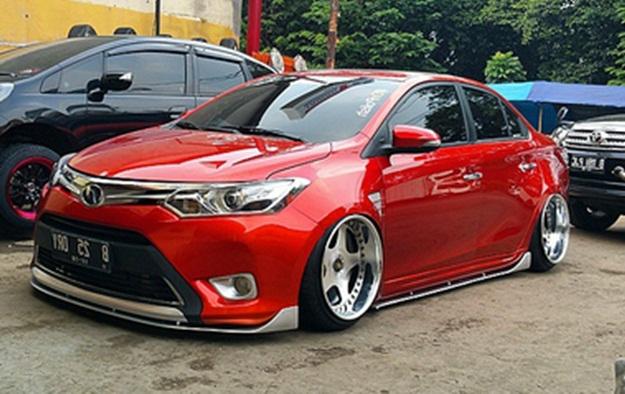 Modifikasi Mobil Toyota Vios Keren Terbaru Otomotif Trend Viral