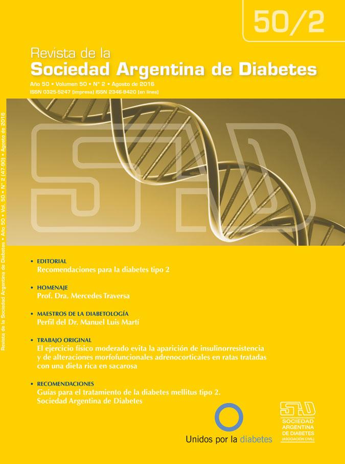 Revista de la Sociedad Argentina de Diabetes