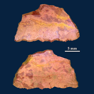 Hafted stone tool