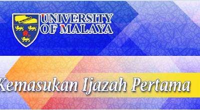 Permohonan Kemasukan Ke Universiti Malaya (UM)