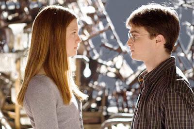 Хари Потър и Джини Уизли - Хари Потър и нечистокръвния принц
