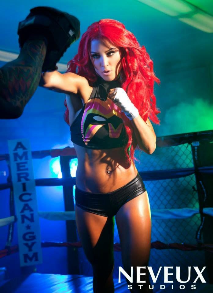 Eva Marie-WWE-WWE Diva