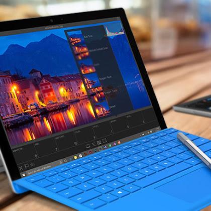Não é um Tablet, é o Surface Pro 4