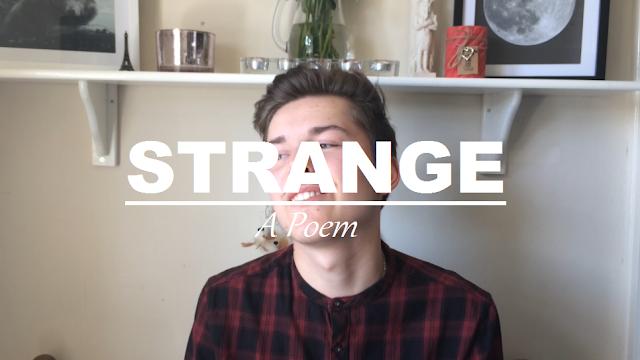 STRANGE: A poem