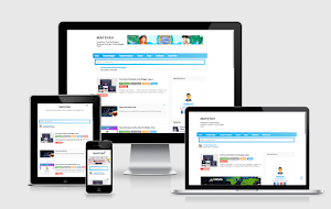 Template Blogger Fast Load Fizzy