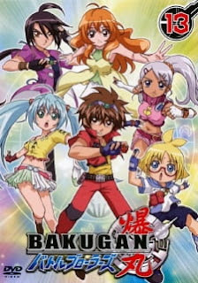 Bakugan Battle Brawlers Latino