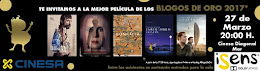 CINESA |BLOGOS DE ORO 2017