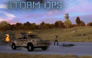 Storm Ops 4 Action Shooting Games