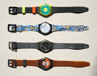 Swatch - orologi da collezione - collectible watches