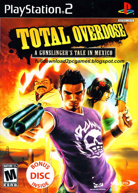 Total Overdose Free Download PC Game