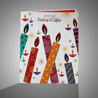 Homemade Diwali Greeting Card Gift Card Ideas images