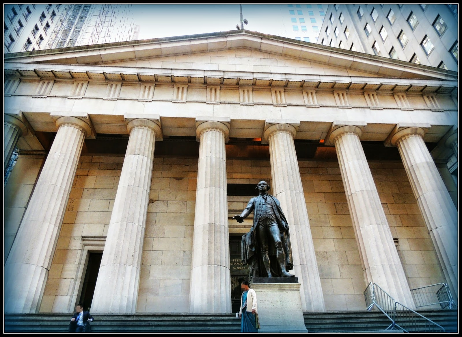 Segunda Visita a Nueva York: Federal Hall