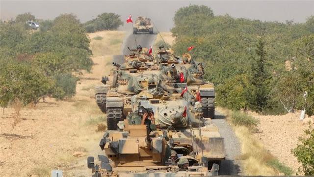 Perang Turki Vs SDF Kurdi | Berita Indonesia Hari Ini