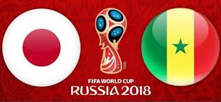 مشاهدة مباراة اليابان و السنغال في كأس العالم 2018 بتاريخ 24-06-2018 ماتش لايف