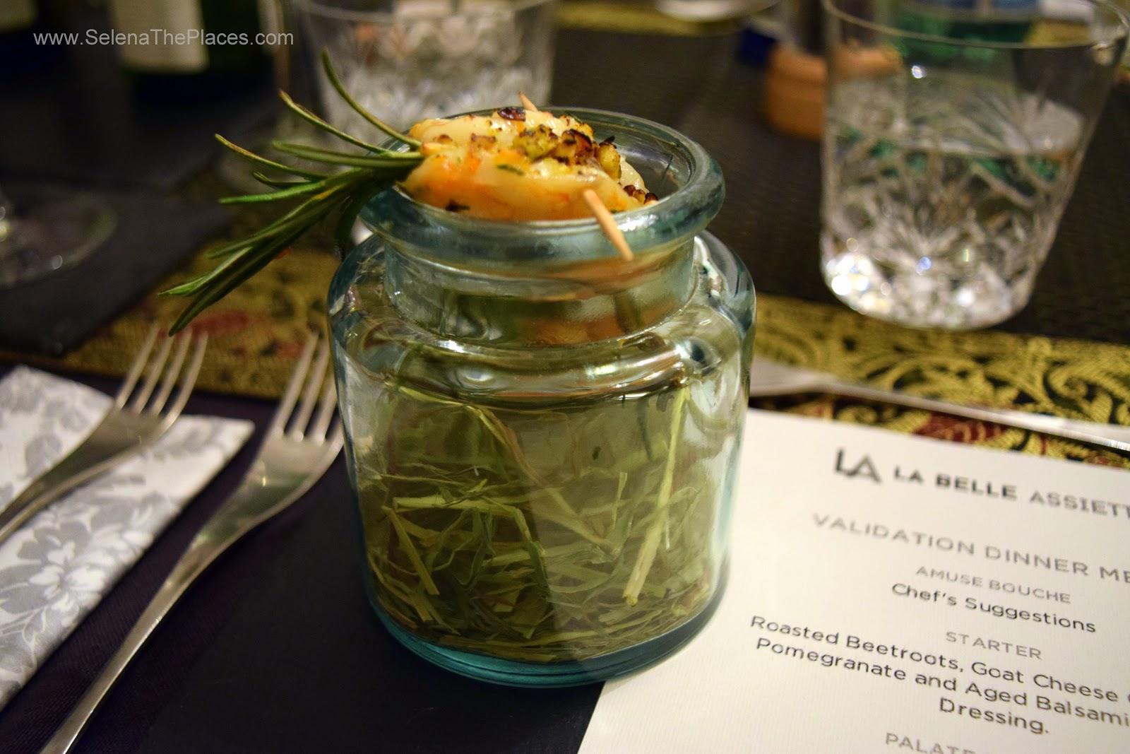 La Belle Assiette Private Chef Dining Experience